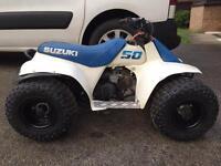 Suzuki lt 50 quad