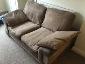 Two Seater Sofa FREE Collection Only