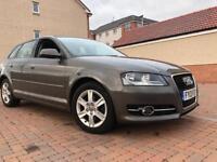 Audi A3 TDI 5 door 13plate 88k FSH new t/belt clutch fly wheels changed £20 road tax