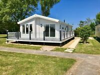 BRAND NEW LUXURY LODGE FOR SALE IN NORTH WALES! INCLUDES 2017 FEES!
