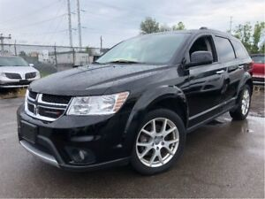 2017 Dodge Journey GT AWD 7PASS LEATHER BACK UP CAMERA