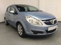 2008 Vauxhall Corsa 1.4i 16V Club 5dr *** Long MOT ***