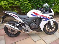 2013 Honda CBR500RA ABS , A2 Licence Compliant