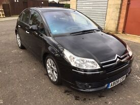 2008 Citroen C4 2.0 HDi 16v Exclusive 5drMOT History 1F KeeperHPI Clear @07445775115 @ 07725982426@