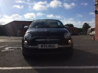 Fiat 500 lounge 1.3 2011 £30 tax per year top condition