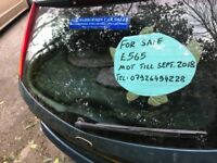 FORD FOCUS 2000 1.6 FOR SALE £565