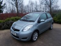 Toyota Yaris 1.3 TR Yes 18000 from one retied lady owner viewing a must see