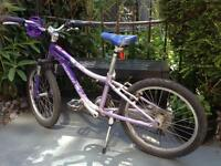 Specialized girls bicycle age 6-8 for sale £40
