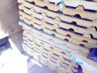 15 Kingspan insulation board 91cm x 121cm x 5cm they are new store in my shed