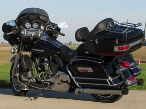 2012 harley-davidson Electra Glide Ultra Limited   Only 7,000 Mi London Ontario image 2