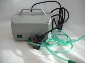 used small nebuliser