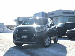 2017 Chevrolet Trax LT LT, AWD, ROOF, ONE OWNER, NO ACCIDENTS