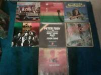 Selection of Reggae Vinyl LPs