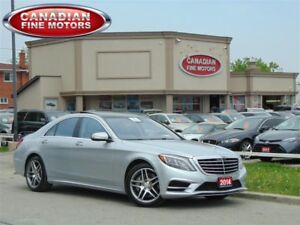 2014 Mercedes-Benz S550 AMG PKG-CLEAN CARPROOF 3 TO CHOOSE FROM