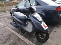 Yamaha 125 scooter swapz