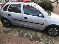 Reliable Vauxhall Corsa. MOT Until July 2018, half tank of petrol. Great run around. Any Qs ask away