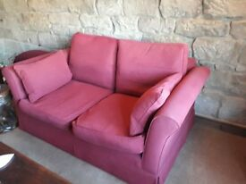 Barker and Stonehouse settee