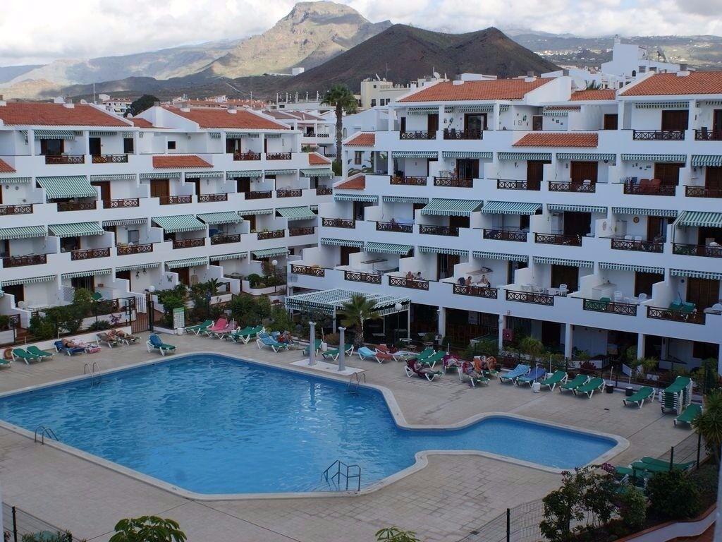 Tenerife Holiday Apartment, Victoria Court I, Los Cristianos, Tenerife, 1 Bedroom Apartment