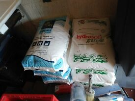 Dishwaher/Water softener salt crystals 25kg bags