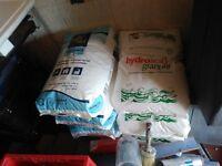 Dishwaher/Water softener salt crystals 25kg bags