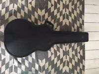 Spider acoustic guitar case