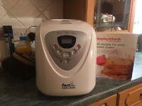 Morphy Richards fast bake bread machine