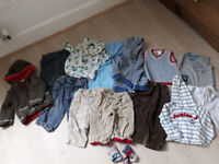 9-12 Baby Clothes Bundle