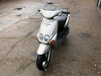 Yamaha neos 125cc moped scooter vespa honda piaggio yamaha gilera peugeot 100cc