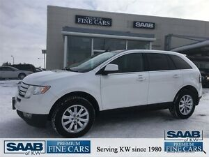 2010 Ford Edge NO ACCIDENTS AWD LIMITED PANORAMIC ROOF