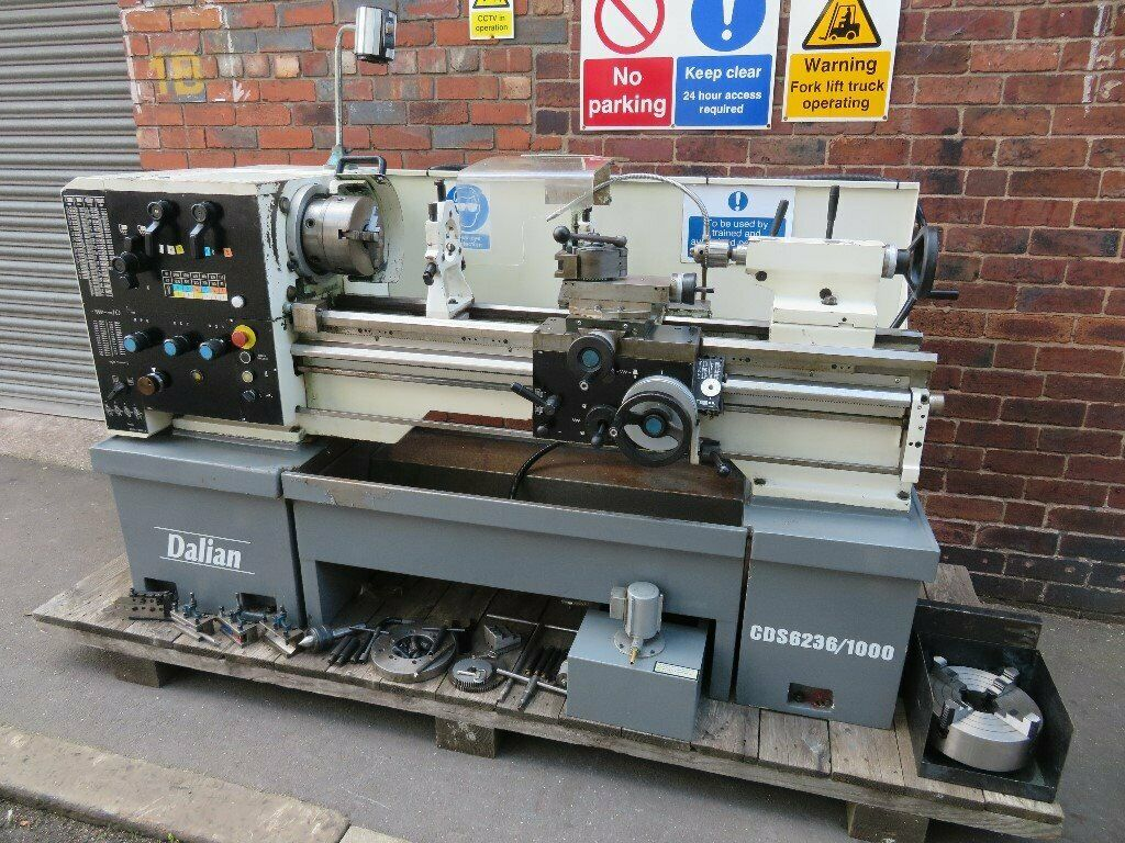 Dalian CDS6236/1000 3 Phase Metalworking Centre Lathe (2008) In Great  Condition With Equipment | in Castleford, West Yorkshire | Gumtree