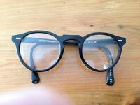 Oliver People's spectacle frames