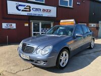 2006 NEW SHAPE MERCEDES E320 CDI AVANTGARDE*AUTOMATIC*FULL MERC HISTOY*LEATHER*2 KEYS*XENON*CRUISE*