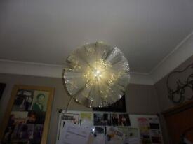 Ikea Strala Dandelion light fitting