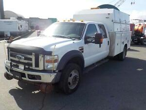 2009 Ford F-550 SD