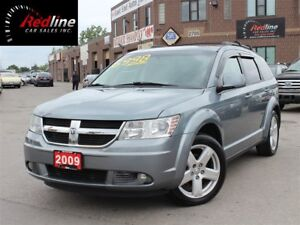 2009 Dodge Journey SXT V6 AWD Accident Free-7 Passenger-Bluetoot