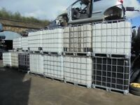 1000 Litre Tank Container Water Storage Biofuel