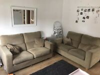 FREE Pair of Sofa's in good condition, collection only