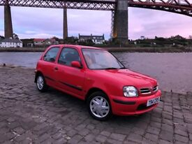 Nissan Micra**Only 19,000 Miles!**1.3 16V Inspiration 3dr Hatch..2 Owners..Very Clean Example..Cheap