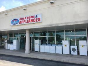 Scratch & Dent Appliance Sidewalk Sale