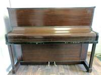 Very Nice Mahogany 'Wilson Peck' Upright Console Piano - CAN DELIVER