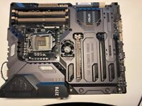 Z170 Sabertooth Motherboard (with IO plate)