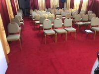 SHARED USE ONLY CHURCH HALL - 2 OR 3 SERVICES EACH WEEK, PLUS ONCE-A-MONTH ALL-NIGHT SERVICE