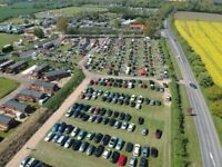Stonham Barns Traditional Sunday Car Boot & Brecklands Music Festival on 24th June from 8am