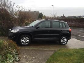 Vw Tiguan 1.4 Tsi FULL service history 113,000 miles. 08 reg. NEW timing chain and coils