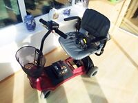 Prorider Freedom Mobility Scooter - New Batteries Manual Cost £499 New - £155
