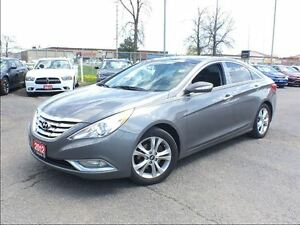 2012 Hyundai Sonata LIMITED**LEATHER**SUNROOF**BLUETOOTH**