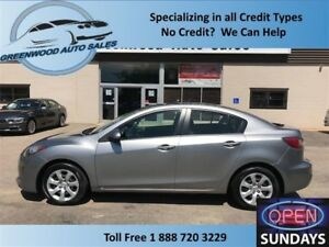 2013 Mazda Mazda3 GX!! PRICED TO MOVE! CALL NOW!