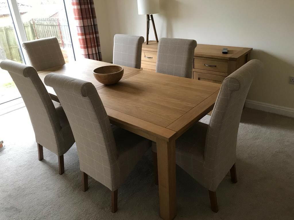 Prime Extendable Dining Room Table And Chairs With Matching Sideboard In Hamilton South Lanarkshire Gumtree Ocoug Best Dining Table And Chair Ideas Images Ocougorg