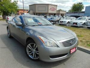 2009 Infiniti G37X AWD PREM PKG LEATHER ROOF