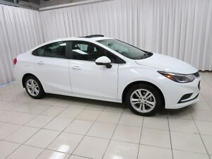 2018 Chevrolet Cruze WOW!! LIKE NEW LT TURBO SEDAN!!! VALUE PRIC